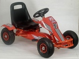 YIPEEH SKELTER GO KART GROOT 179 ROOD