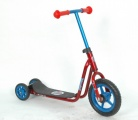 YIPEEH STEP SCOOTY ROOD BLAUW