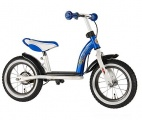 YIPEEH THOMBIKE LOOPFIETS BLAUW WIT