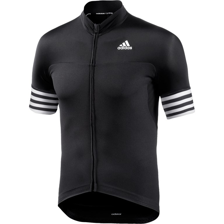 adidas Cycling Shirt Adistar SS short sleeve ladies black - Internet ... 576b3aa21