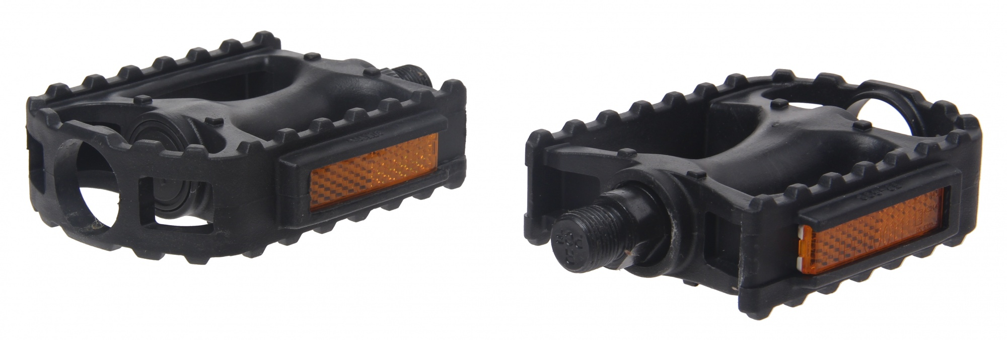 Bicycle Gear Platform Pedal Fp 806 9 16 Inch Black Per Set