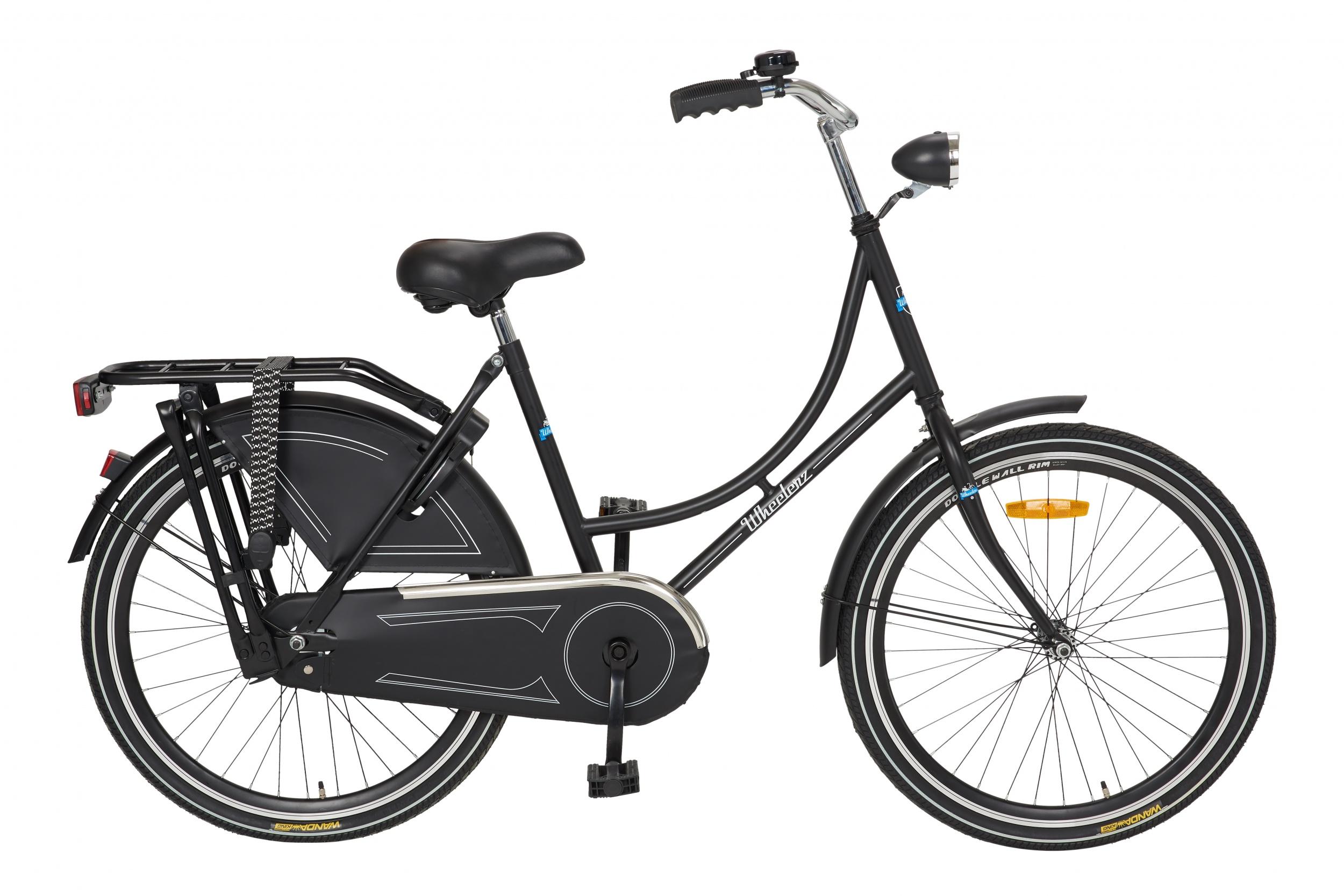 Cycle Tech Oma Wheelerz 24 Inch Junior Coaster Brake Black ...