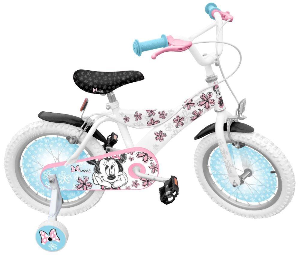 Minnie Mouse poupées taille Vélo