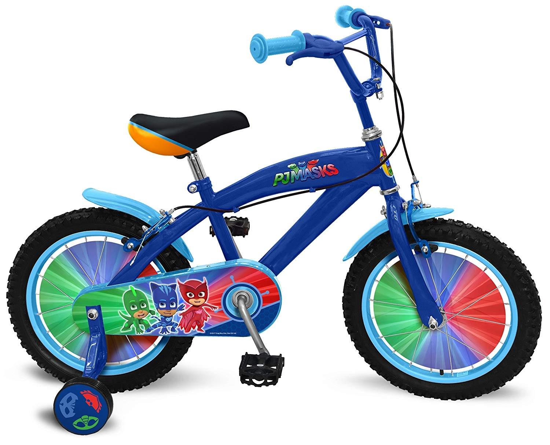 d77123f4cf9 Disney PJ Masks 16 Inch Boys Caliper Blue - Internet-Bikes