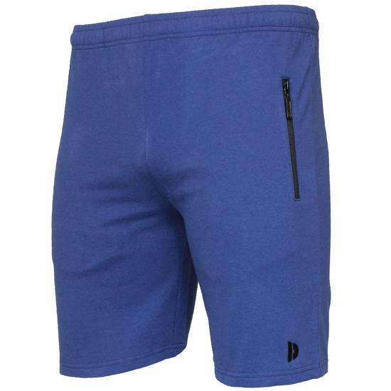 herren Jogginghose kurz blau