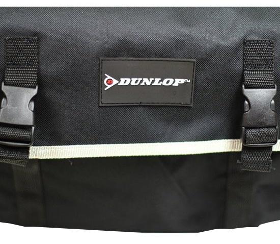 91248b9e28a Dunlop dubbele fietstas 26L zwart Dunlop dubbele fietstas 26L zwart