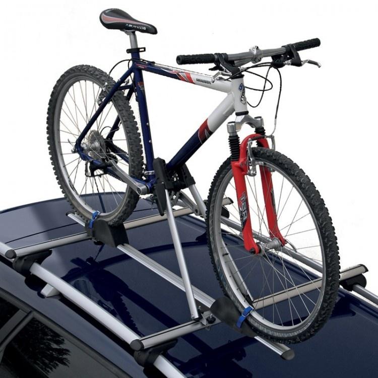 menabo asso fahrradtr ger dach erstes fahrrad silber. Black Bedroom Furniture Sets. Home Design Ideas