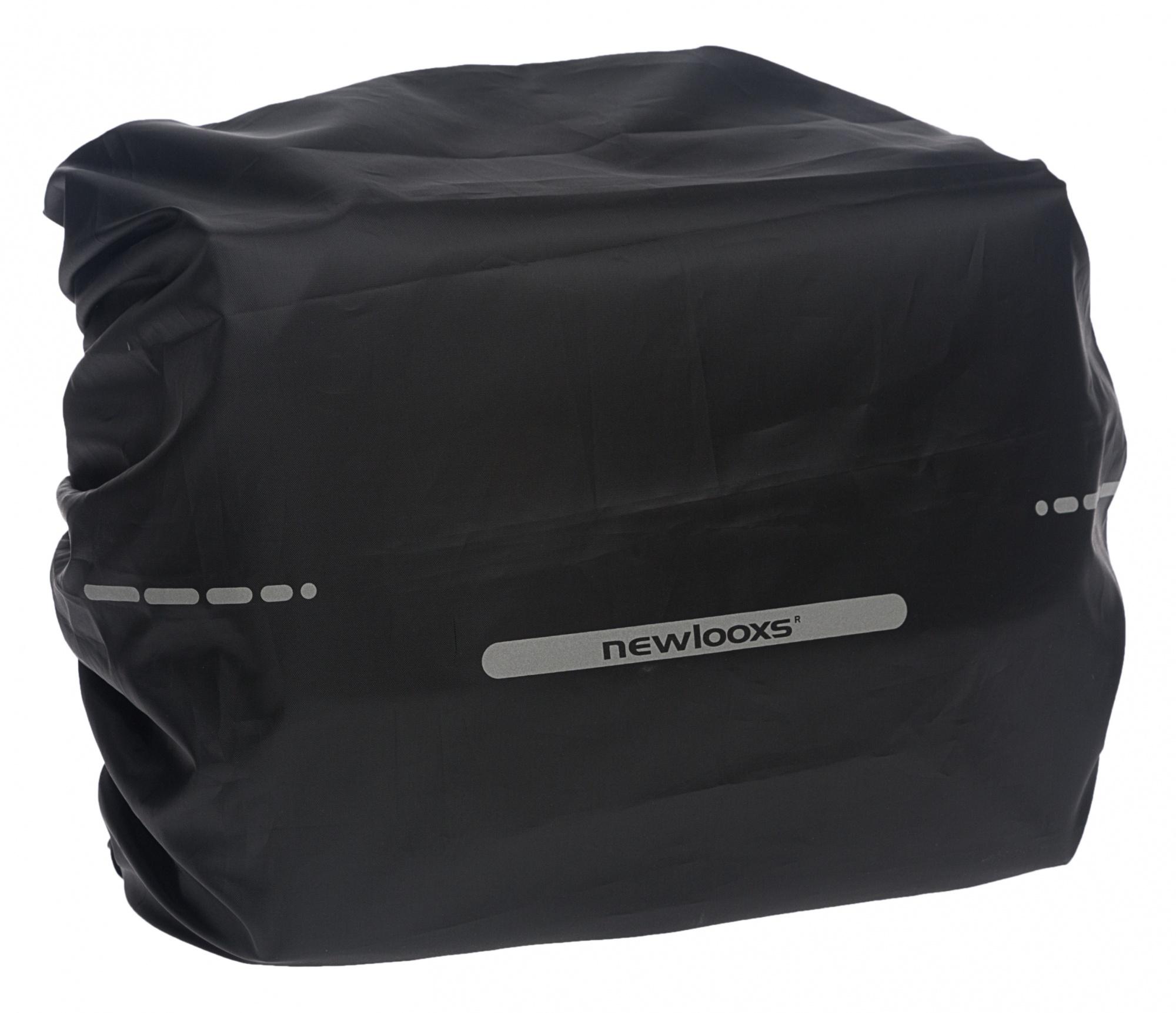 f98e3c76edf New Looxs regenhoes pakaftas 48 x 55 cm zwart - Internet-Bikes