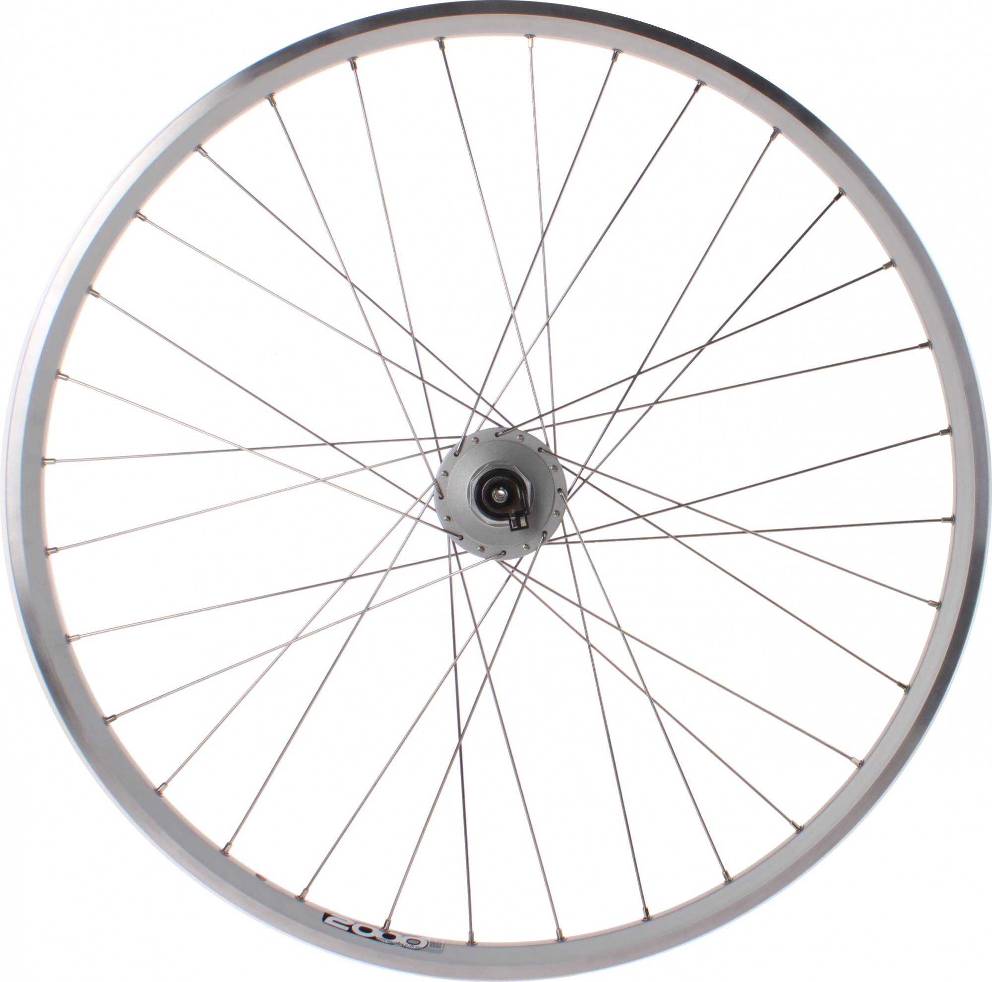Stem At Ryde Academy Rydestem: Ryde Front Wheel Zac 2000 28 Inch Disc Brake 32G Aluminum