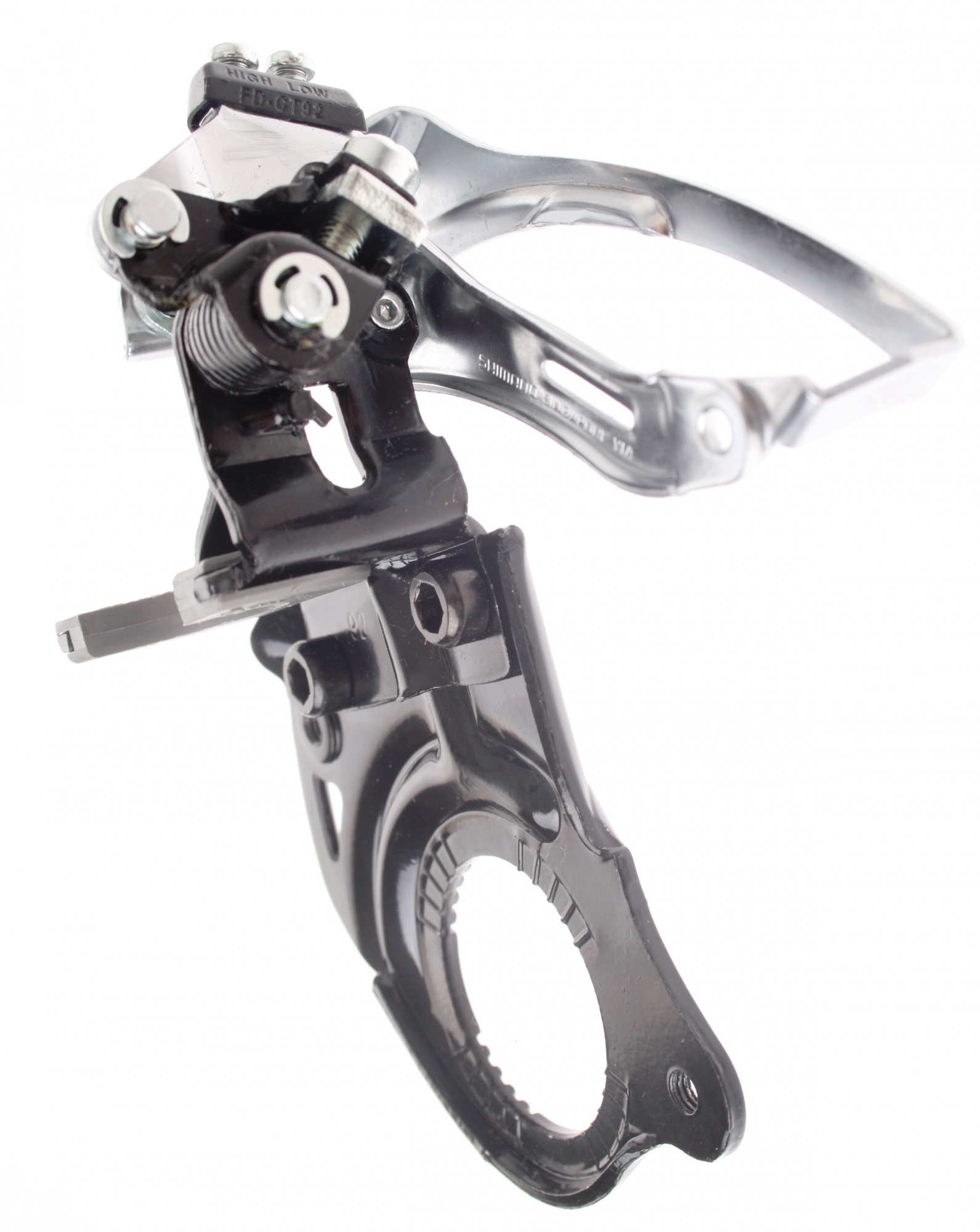 Shimano Front Derailleur Altus Top Pull - Internet-Bikes
