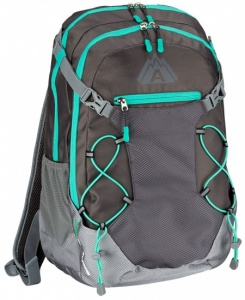 Abbey Outdoor Rugzak Sphere 35L unisex antraciet/grijs