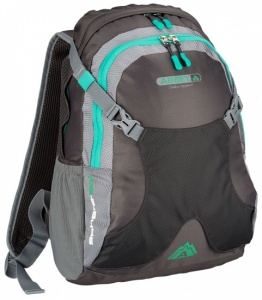 Abbey Outdoor Rugzak Sphere 20L unisex antraciet/grijs