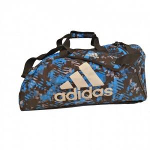 4e071df695 adidas combat sports bag 2-in-1 blue/silver camo 59 litres