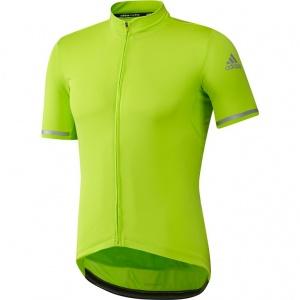 cea7a367f7 adidas Cycling Shirt Supernova C short sleeve men green