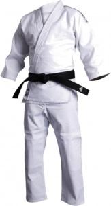 f66edd41306 adidas judopak 500W 150 cm wit/zwart