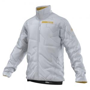 cece3e7e2d1 adidas outdoor jacket Terrex Agravic Primaloft men mt gray XS