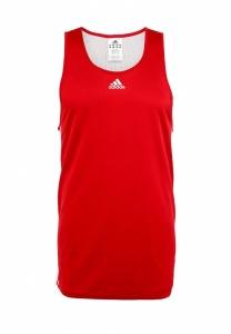 4ea22d0cd2b adidas singlet Team Reversible men red