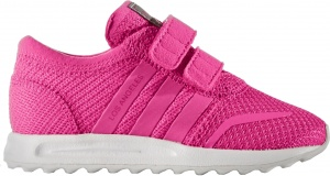 premium selection 41057 1ac18 adidas sneakers Los Angeles CF I girls pink