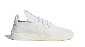 new style 41143 9d2bd Second Chance adidas sneakers PW HU Holi Tennis BC unisex white 36-S