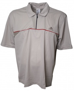 adidas T&C Leisure polo heren creme