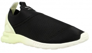 best service c9eca 05c2a adidas ZX Flux ADV Smooth ladies sneakers black