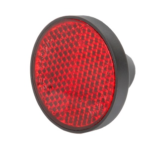 TOM Achterreflector 41 mm rood