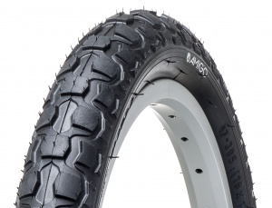 AMIGO Outer tube M-300 16 x 1.75 (47-305) black