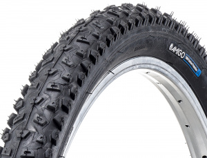AMIGO buitenband Ortem Cross Country 1mm 26 x 1.95 (52-559) antilek zwart