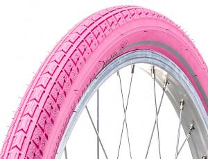 dunkelbraun AMIGO  Fahrrad Außenreifen  Ortem Toro 24 x 1,75 47-507