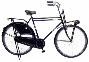 AMIGO Eclypse 28 Inch 59 cm Men Coaster Brake Black