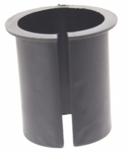 TOM Vulbus 25 x 1.0 x 34 mm PVC black