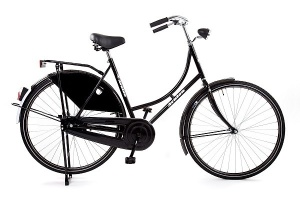 Avalon Basic 28 Inch Woman Coaster Brake Black