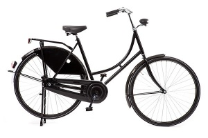 Avalon Budget-Export 28 Inch Woman Coaster Brake Black