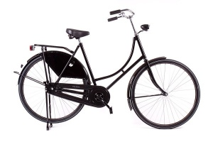 Avalon Omafiets Export 28 Inch Woman Coaster Brake Black