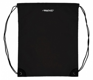 Avento Backpack With Pull Cords Universal Black