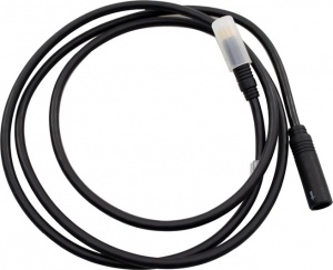 Bafang battery cable 8-Fun 5-point black 145 cm