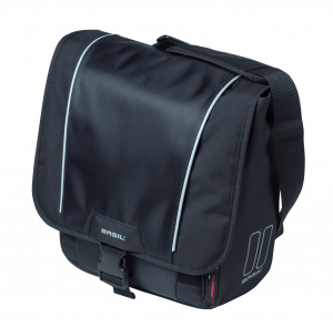 Basil packtasche Sport Design Commuter Bag18 Liter schwarz