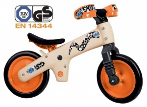 Bellelli B-BIP Loopfiets Junior Beige