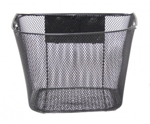 Bicycle Gear bike basket for 20 litres black