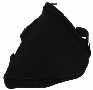 Bicycle Gear Frametas 26 x 23 x 17 cm nylon zwart