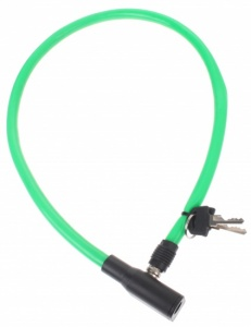 Bicycle Gear Cable 650 x 10 mm green
