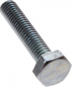 Bofix DIN 933 Sechskantschrauben M7 x 50 mm 12 St/ück 217750