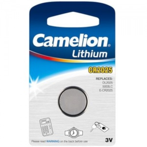 Camelion pile bouton Lithium 3V CR2025 3V CR2025 chacun