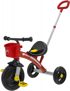 Chicco driewieler Ducati Junior Black/Red