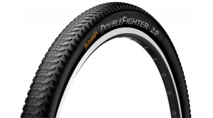 Continental buitenband Double Fighter III 27.5 x 2.00 (50-584)