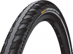 Continental buitenband Topcontact 2 vouw 28x1 5/8x1 3/8 (50-559)