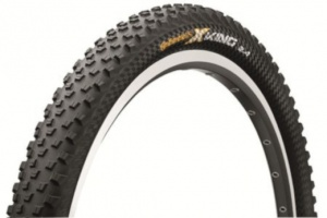 Continental buitenband X-King ProTection vouwb 26 x 2.40 (60-559)