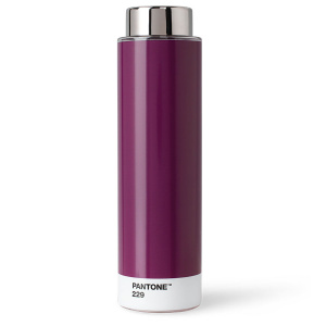 Copenhagen Design drinking bottle 500 ml 22 cm tritan purple
