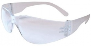 Cyclia Schutzbrille Unisex transparent one size