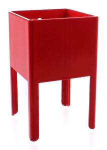 Cyclon Grease Bar Extender 10 cm rood